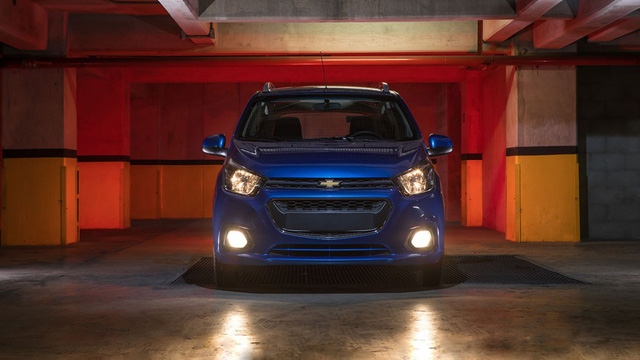 Chevrolet Beat 2018 được bày bán với giá chưa đến 200 triệu Đồng - Ảnh 1.