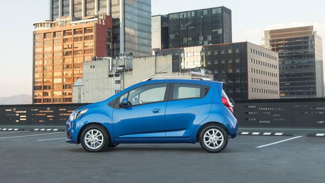 Chevrolet Beat 2018 được bày bán với giá chưa đến 200 triệu Đồng - Ảnh 2.