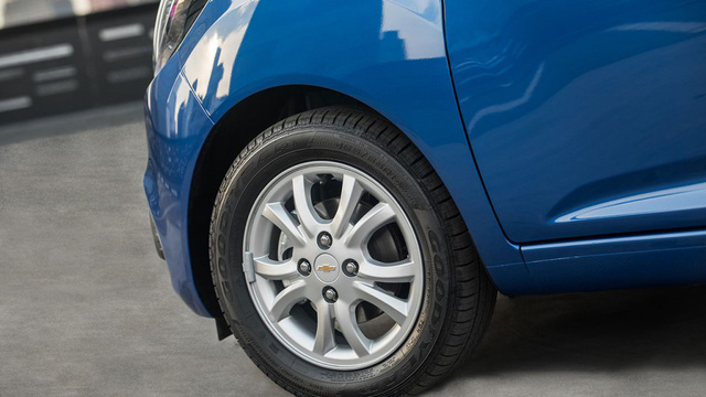 Chevrolet Beat 2018 được bày bán với giá chưa đến 200 triệu Đồng - Ảnh 6.