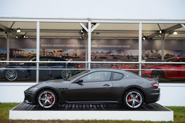 Cặp đôi xe sang Maserati GranTurismo và GranCabrio 2018 rủ nhau ra mắt - Ảnh 1.