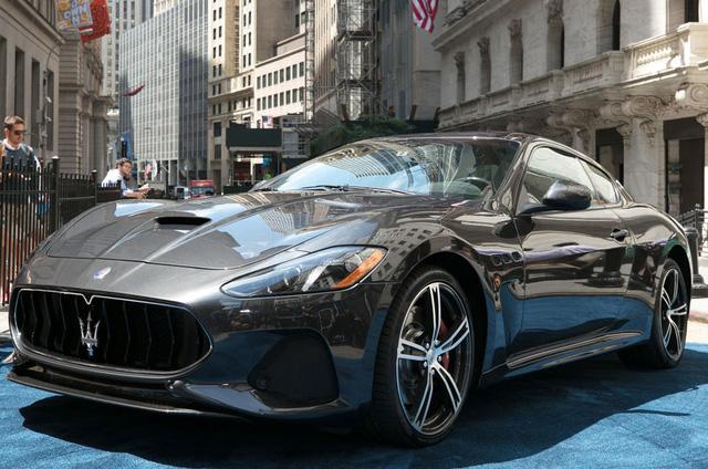 Cặp đôi xe sang Maserati GranTurismo và GranCabrio 2018 rủ nhau ra mắt - Ảnh 3.