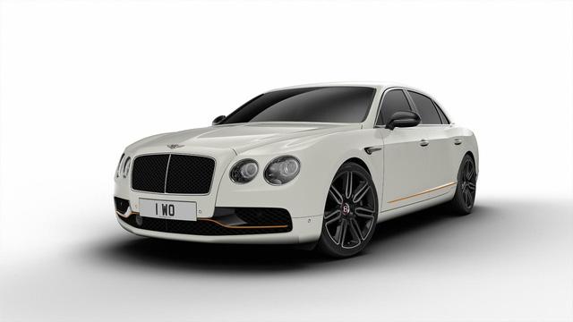 Bentley giới thiệu Flying Spur Design Series mới với số lượng 100 chiếc - Ảnh 1.