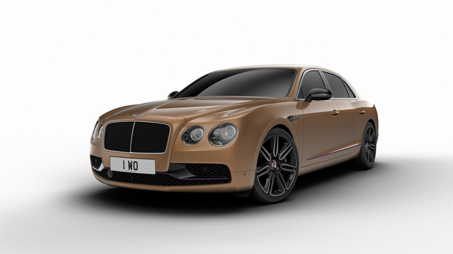 Bentley giới thiệu Flying Spur Design Series mới với số lượng 100 chiếc - Ảnh 2.
