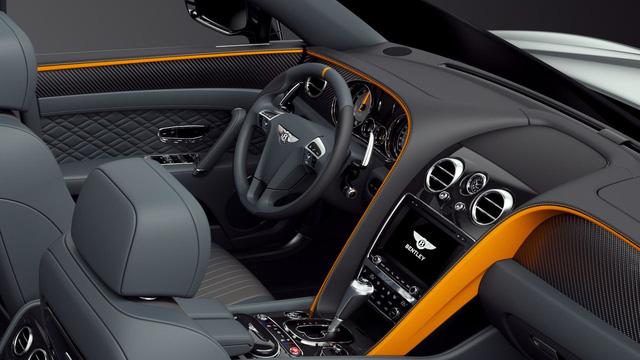Bentley giới thiệu Flying Spur Design Series mới với số lượng 100 chiếc - Ảnh 3.