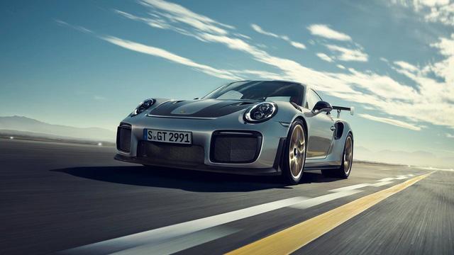 Porsche 911 phiên bản nhanh và mạnh nhất chính thức trình làng - Ảnh 4.