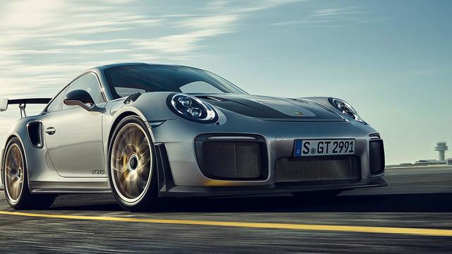 Porsche 911 phiên bản nhanh và mạnh nhất chính thức trình làng - Ảnh 5.