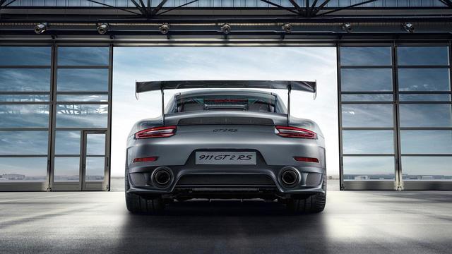 Porsche 911 phiên bản nhanh và mạnh nhất chính thức trình làng - Ảnh 10.
