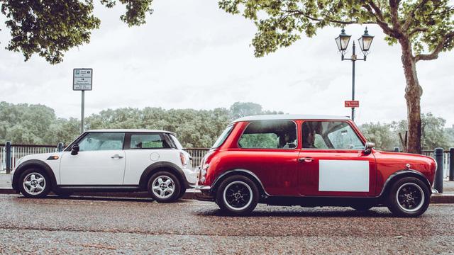 Mini Cooper phiên bản Remastered – Khi sự cổ điển kết hợp cùng công nghệ hiện đại - Ảnh 1.