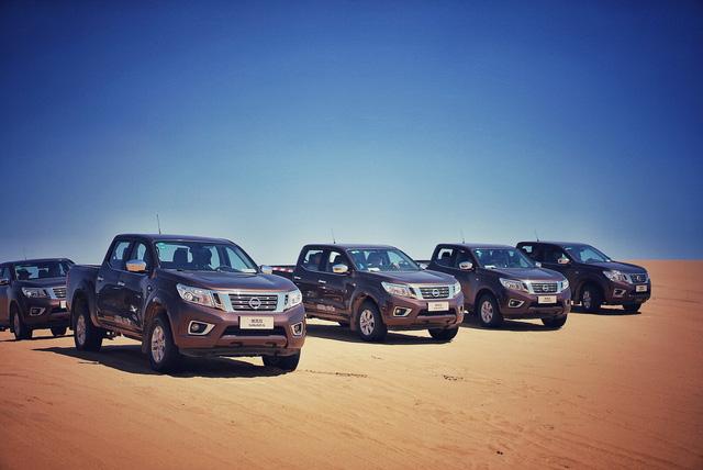 Xe bán tải Nissan Navara 2017 lắp ráp tại Trung Quốc ra mắt - Ảnh 1.