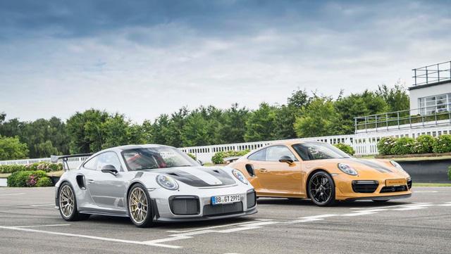 Ngắm xe thể thao số lượng ít Porsche 911 Turbo S Exclusive Series ngoài đời thực - Ảnh 12.