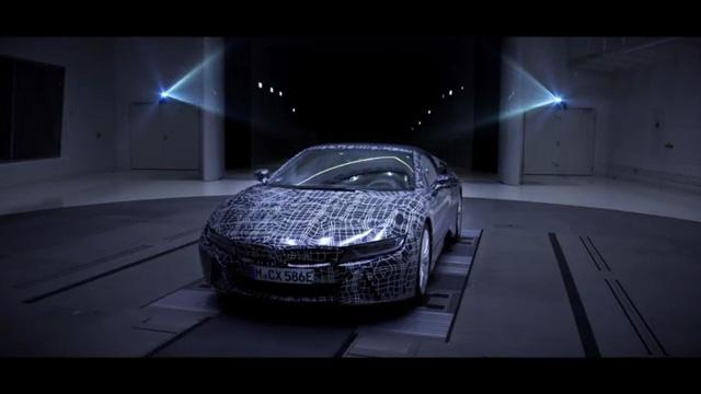 Lần đầu tiên diện kiến BMW i8 mui trần hoàn toàn mới - Ảnh 2.