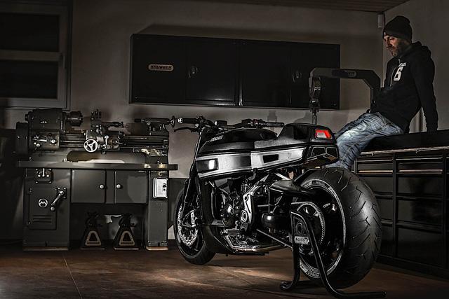 Ducati XDiavel được biến hóa theo phong cách Café Racer cực chất - Ảnh 5.