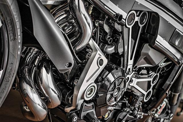 Ducati XDiavel được biến hóa theo phong cách Café Racer cực chất - Ảnh 6.