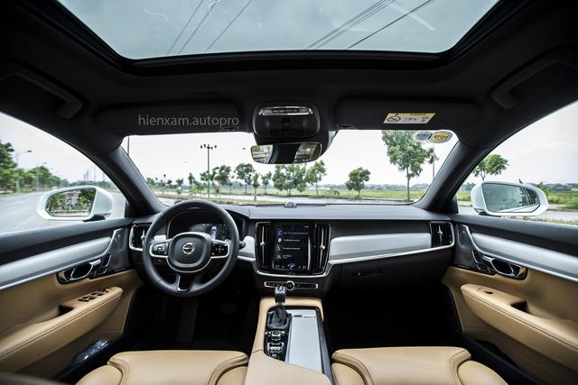 Volvo S90 Inscription có gì khi tham gia phân khúc xe sedan hạng sang cỡ trung? - Ảnh 10.