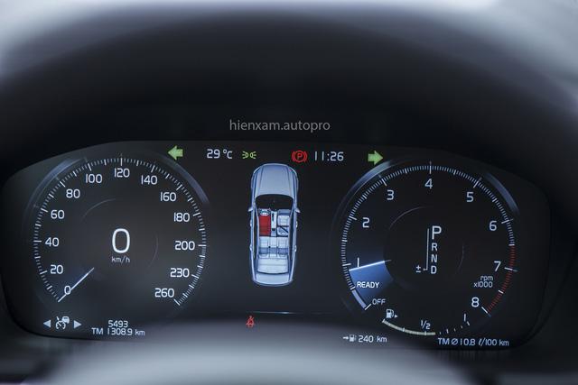 Volvo S90 Inscription có gì khi tham gia phân khúc xe sedan hạng sang cỡ trung? - Ảnh 12.