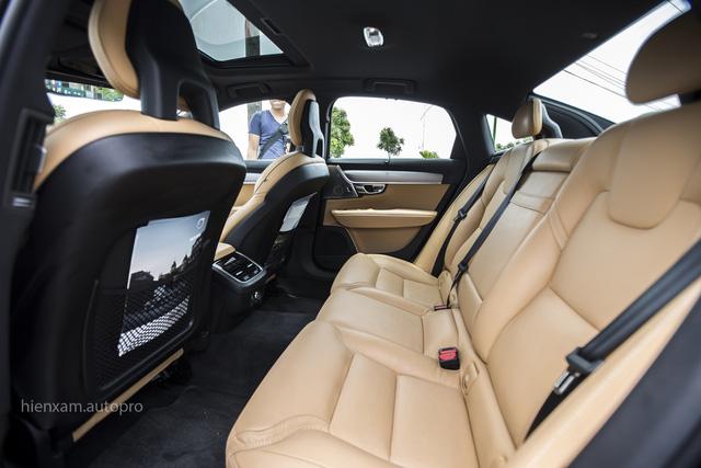 Volvo S90 Inscription có gì khi tham gia phân khúc xe sedan hạng sang cỡ trung? - Ảnh 17.