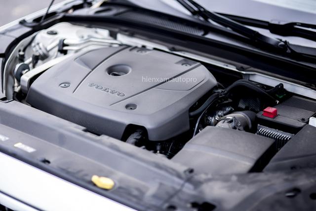 Volvo S90 Inscription có gì khi tham gia phân khúc xe sedan hạng sang cỡ trung? - Ảnh 8.
