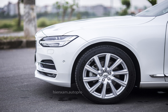 Volvo S90 Inscription có gì khi tham gia phân khúc xe sedan hạng sang cỡ trung? - Ảnh 6.