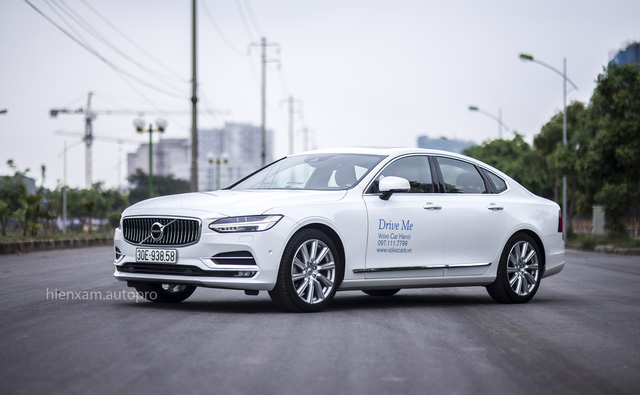 Volvo S90 Inscription có gì khi tham gia phân khúc xe sedan hạng sang cỡ trung? - Ảnh 2.