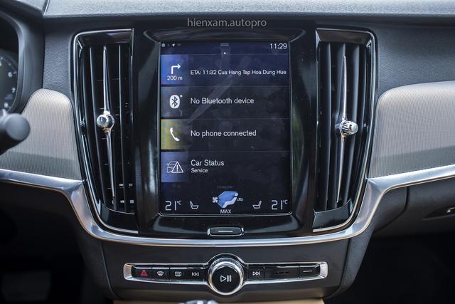 Volvo S90 Inscription có gì khi tham gia phân khúc xe sedan hạng sang cỡ trung? - Ảnh 13.