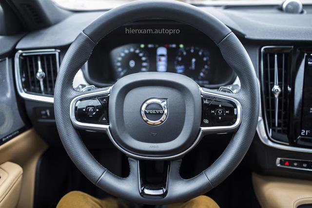 Volvo S90 Inscription có gì khi tham gia phân khúc xe sedan hạng sang cỡ trung? - Ảnh 11.