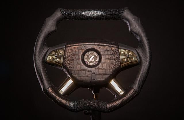 Dartz Black Alligator - Phiên bản triệu đô và mạnh 1.600 mã lực của Mercedes-AMG GLS63 - Ảnh 4.
