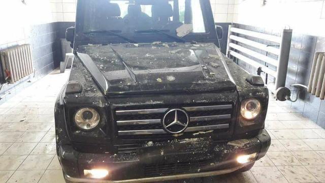 Đây là vụ tai nạn khiến nhiều người ca ngợi SUV hạng sang Mercedes-Benz G-Class - Ảnh 5.