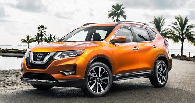 Honda CR-V bị hạ bệ bởi đối thủ đồng hương Nissan Rogue - Ảnh 1.