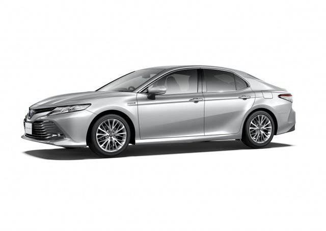 '. Toyota Camry 2018 chính thức ra mắt tại Nhật Bản, giá từ 656 triệu Đồng .'