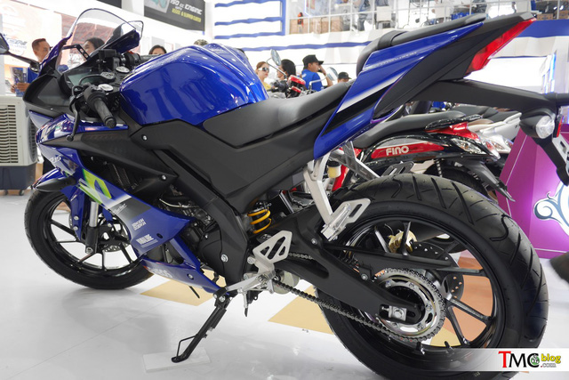 Mô tô thể thao Yamaha R15 3.0 có thêm phiên bản Movistar mới - Ảnh 7.