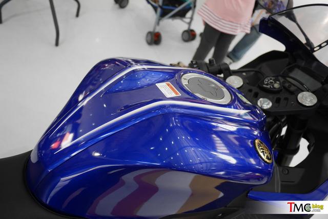 Mô tô thể thao Yamaha R15 3.0 có thêm phiên bản Movistar mới - Ảnh 13.