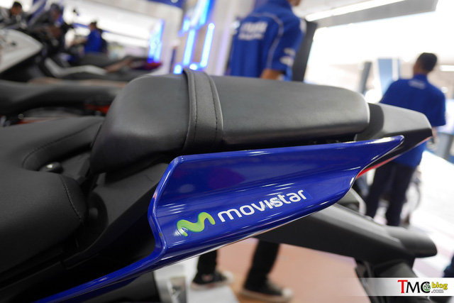 Mô tô thể thao Yamaha R15 3.0 có thêm phiên bản Movistar mới - Ảnh 14.