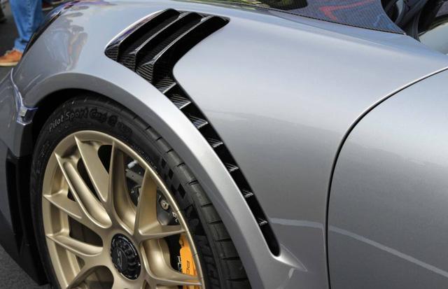 Porsche 911 phiên bản nhanh và mạnh nhất có giá lên đến 19,1 tỷ Đồng tại Việt Nam - Ảnh 4.