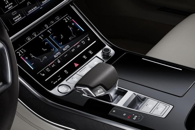 Audi A8 2018 chính thức ra mắt, Mercedes S-Class và BMW 7-Series sẽ phải dè chừng - Ảnh 7.