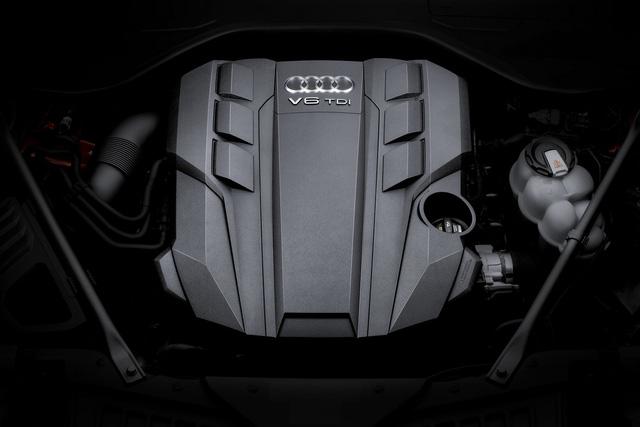 Audi A8 2018 chính thức ra mắt, Mercedes S-Class và BMW 7-Series sẽ phải dè chừng - Ảnh 11.