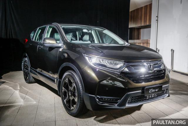 Honda CR-V 2017 tiếp tục ra mắt Malaysia, khách Việt lại sốt xình xịch - Ảnh 3.