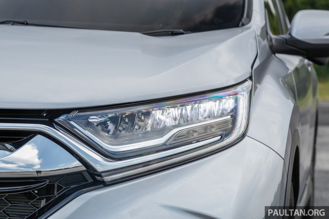 Honda CR-V 2017 tiếp tục ra mắt Malaysia, khách Việt lại sốt xình xịch - Ảnh 9.