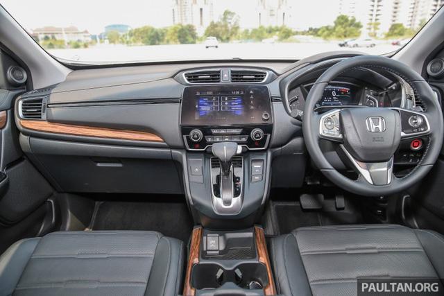 Honda CR-V 2017 tiếp tục ra mắt Malaysia, khách Việt lại sốt xình xịch - Ảnh 10.