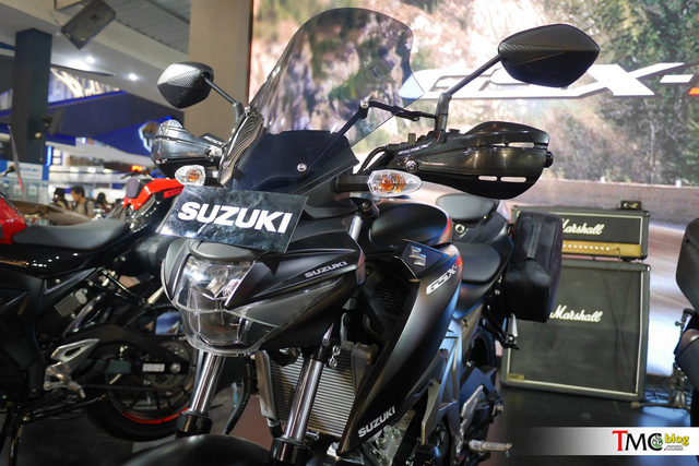 Suzuki GSX-S150 mới ra mắt Việt Nam có phiên bản Tourer mới - Ảnh 2.