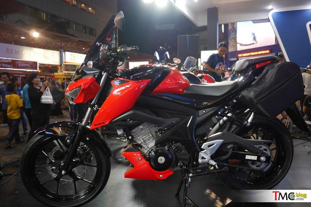 Suzuki GSX-S150 mới ra mắt Việt Nam có phiên bản Tourer mới - Ảnh 6.