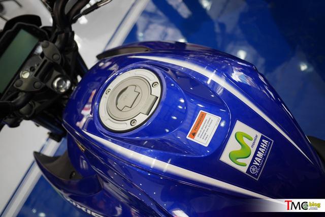 Xe côn tay Yamaha V-Ixion 2017 mới ra mắt đã có thêm phiên bản Movistar - Ảnh 11.