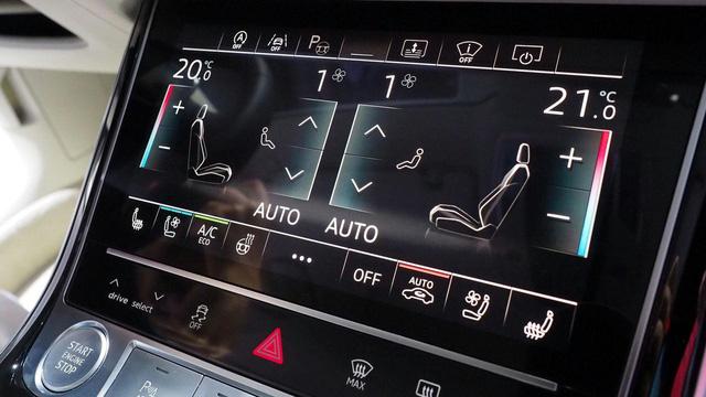 Chiêm ngưỡng vẻ đẹp của Audi A8 2018 bằng xương, bằng thịt - Ảnh 12.