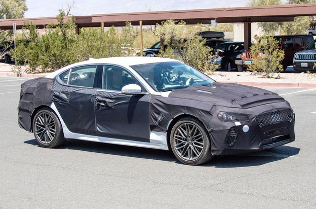 Hyundai Genesis bị khai tử vì không cạnh tranh được với xe BMW và Mercedes-Benz - Ảnh 2.
