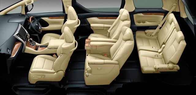Chuyên cơ mặt đất Toyota Alphard sắp được phân phối chính hãng tại Việt Nam - Ảnh 3.