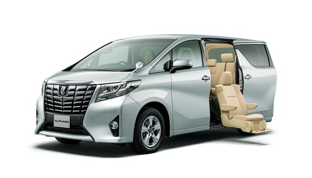 Chuyên cơ mặt đất Toyota Alphard sắp được phân phối chính hãng tại Việt Nam - Ảnh 6.