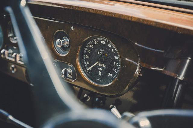 Cận cảnh Rolls-Royce Phantom V độc nhất của giọng ca huyền thoại John Lennon - Ảnh 13.