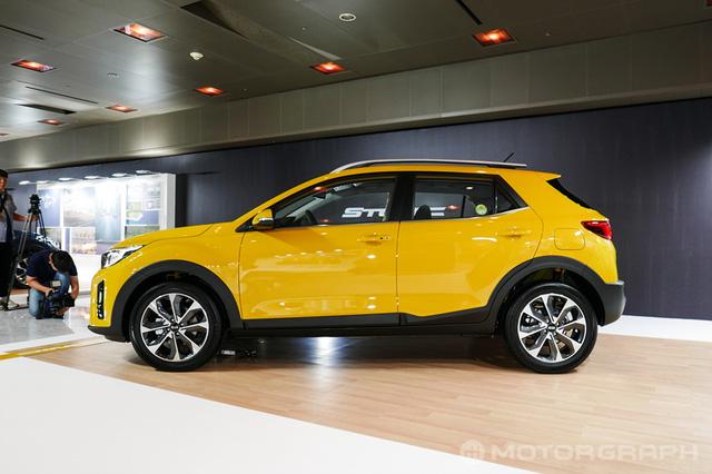 Crossover cỡ nhỏ Kia Stonic phiên bản nội địa Hàn Quốc ra mắt với giá mềm - Ảnh 4.