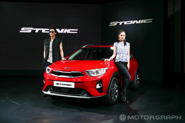 Crossover cỡ nhỏ Kia Stonic phiên bản nội địa Hàn Quốc ra mắt với giá mềm - Ảnh 1.