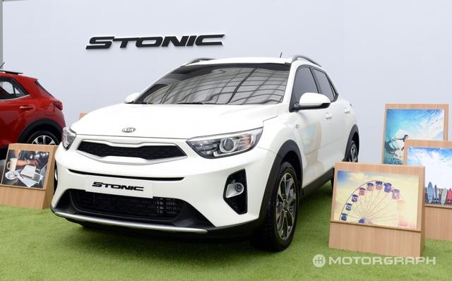 Crossover cỡ nhỏ Kia Stonic phiên bản nội địa Hàn Quốc ra mắt với giá mềm - Ảnh 6.