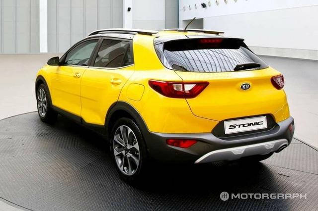 Crossover cỡ nhỏ Kia Stonic phiên bản nội địa Hàn Quốc ra mắt với giá mềm - Ảnh 7.